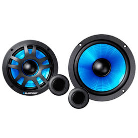 Blaupunkt Car 6.25 Inches 2-Way Comp Round Speakers-GT 65.2c