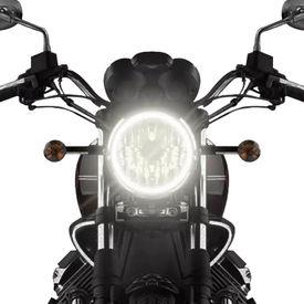 Speedwav LED Projector Light With Angel Eye White