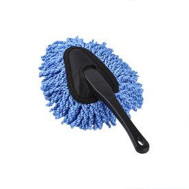 Speedwav Microfiber Duster SH-B Washable for Car / Bike / Home BLUE- Small