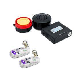Bike Voice Assist Central Locking Alarm System