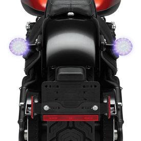 Speedwav Bike Turn Indicator LED SMD Bulb-Blue