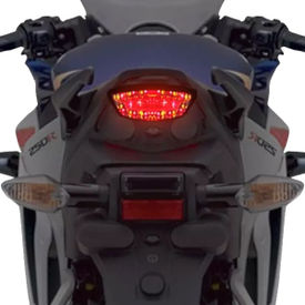 Speedwav 24 LED Safety Red Brake Light With Indicators-Red