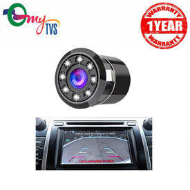 myTVS 8 LED Night Vison Car Rear view Camera - All cars