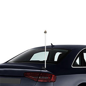 Speedwav Automatic Rollup FM/AM Car Antenna
