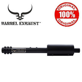 Barrel Exhaust Canon Carbon 2.0 STD For-Royal Enfiled
