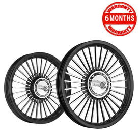 Hawk Eye 30 Spoke Harley Style HE30 Alloy Wheels for Royal Enfield