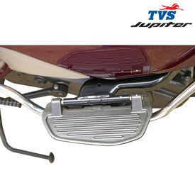 TVS Originals - Pillion footrest Kit for TVS Jupiter