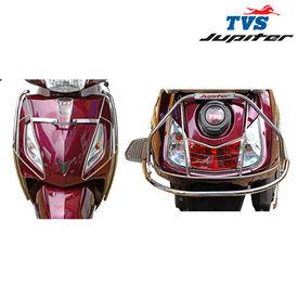 TVS Originals - Scooter Full Protection Guard Kit for TVS Jupiter