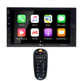 """myTVS TAV-61A 7"""" Full Touch Double Din Audio/Video Android Car Media Player"""