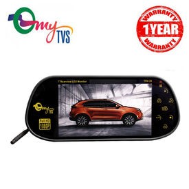 myTVS TRV-39  7 inch Car Rear View Parking Multimedia Screen with 1 Yr Warranty - For All Cars