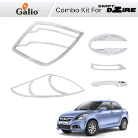 Galio COMBO KIT for Maruti Dzire 2012-2016