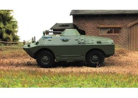 BRDM  Amphibian Military Patrol Car
