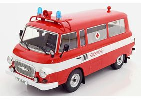 Barkas Fire Dept. Ambulance