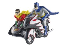 Batcycle - Batman and Robin