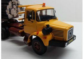 Berliet TBH Logging Truck