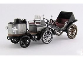 De Dion-Bouton Tractor Carriage - 1894