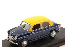 FIAT 1100 Mumbai Taxi