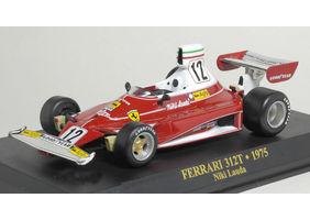 Ferrari 312T Driver Niki Lauda