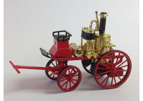 Fire Tender Durenne Krebs - 1907