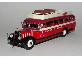 Hispano Suiza Open Deck