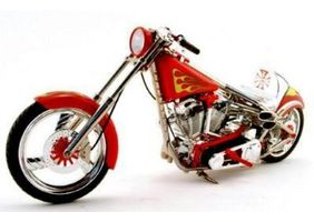 Low Rider Chopper - El Diablo II