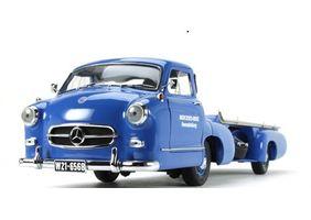 Mercedes Benz Renntransporter