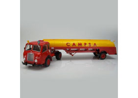 Pegaso II Diesel Tanker Trailer
