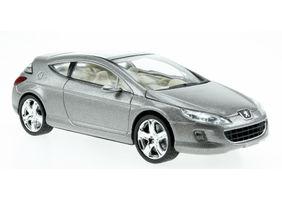 Peugeot 407 Elixir Concept