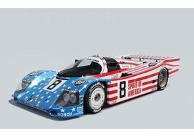 Porsche 956L Spirit of America