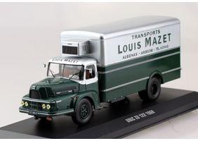 UNIC ZU122 - MAZET Transports Truck