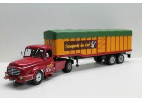 Willeme LD610 Truck Trailer
