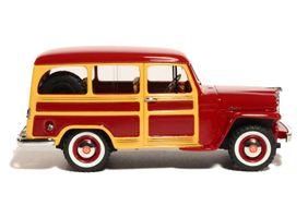 Willys Jeep 4x4 Woody Wagon