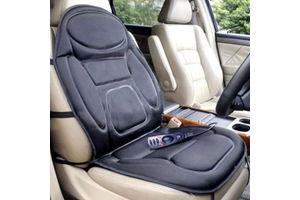 Speedwav Car Seat Heat Massager Back Support