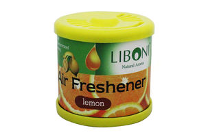 Liboni Air Freshner - Lemon
