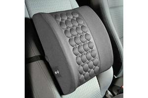 Speedwav Car Seat Vibrating Massage Cushion GREY