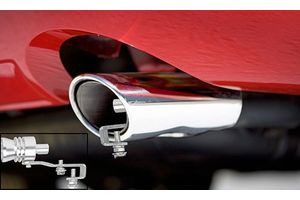 Speedwav Turbo Sound Car Silencer Whistle