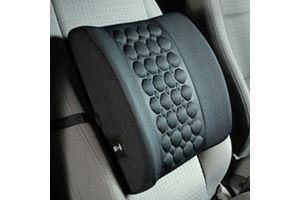 Speedwav Car Seat Vibrating Massage Cushion BLACK
