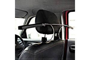 Speedwav Car Coat / Blazer Hanger Metallic with Adjustable Hooks
