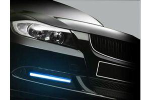 Speedwav BLUE 8LED Multi Pattern Strobe Lights Set Of 2