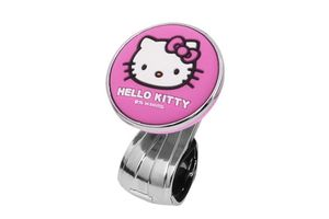 Hello Kitty Car Steering Wheel Power Holder Spinner Knob-Pink