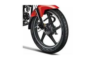 Speedwav U-Type Bike Anti Theft Wheel Lock