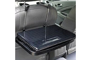 Speedwav Car Steering / Back Seat - Laptop and Dinning Tray with Adjustable Slider