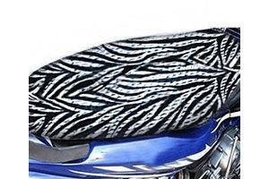 Speedwav Zebra Print Seat Cover Sheet