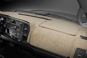 Speedwav Car Dashboard Carpet Style - Beige