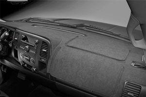 Speedwav Car Dashboard Carpet Style - Grey
