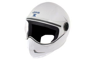 Steelbird Helmet - Adonis X Glossy White