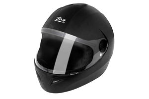 Steelbird Helmet SB 37 Zon Classic Black