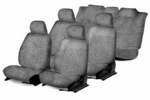 Speedwav Sweat Control Grey Towel Seat Covers