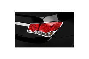 Speedwav Chrome Car Tail Light Moldings