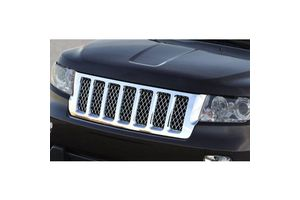 Speedwav Front Chrome Grill Covers